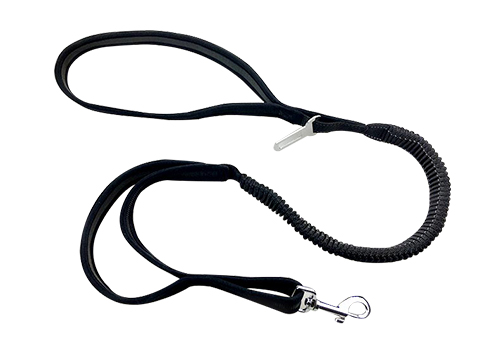Dog Leash,Adjustable Strong Nylon Bungee Cotton Dog Reflective Leash