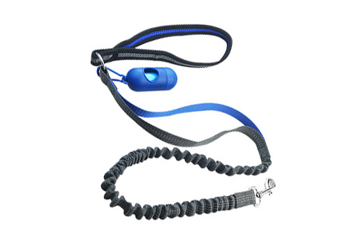 Wholesale OEM High Quality Double Bungee Dog Leash
