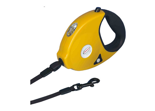 Dog retractable leashes with 5m rope to control the dog, retractable dog leash