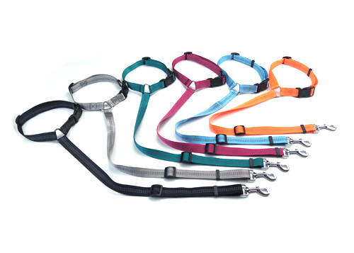 Hands-free Convenient And Cosy Reflective Elastic belt Running Dog Leash