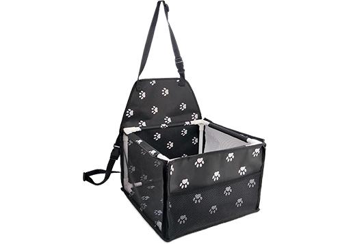 Foldable Dog Cat Car Booster Bag Travel Pet Car Carrier Protector Cover Seat Pet Bag