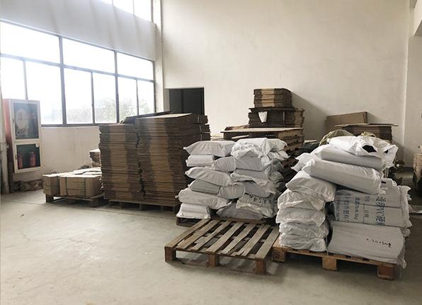 Raw Materials Warehouse